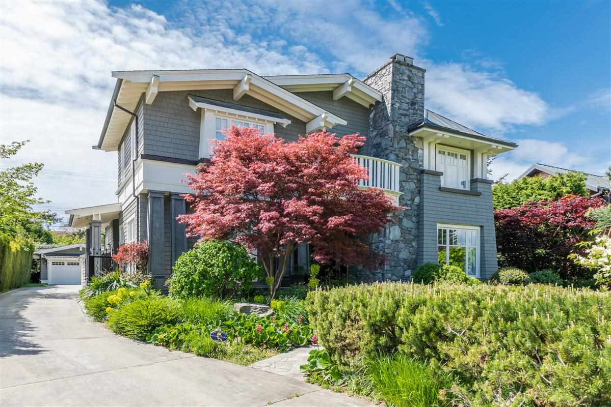 For Sale: 1725 Knox Road, Vancouver, BC | 5 Bed, 6 Bath House for $13,680,000. See 20 photos!