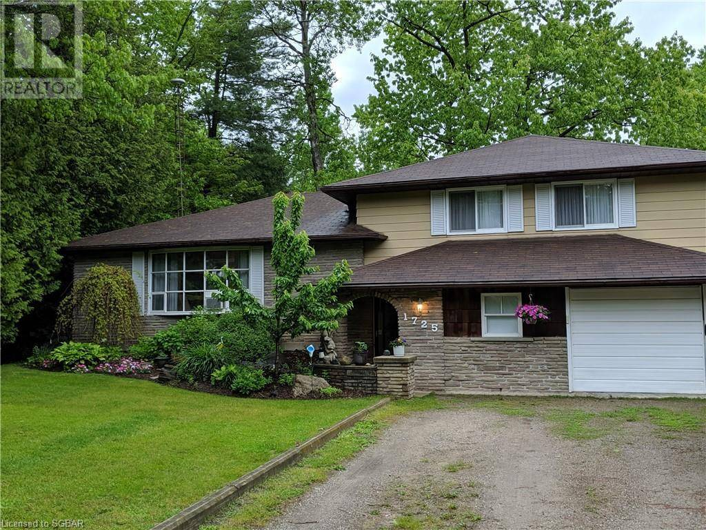 House for sale at 1725 Tiny Beaches Rd South Tiny Ontario - MLS: 250749