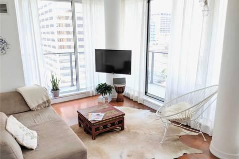 Apartment for rent at 111 Elizabeth St Unit 1726 Toronto Ontario - MLS: C4549473