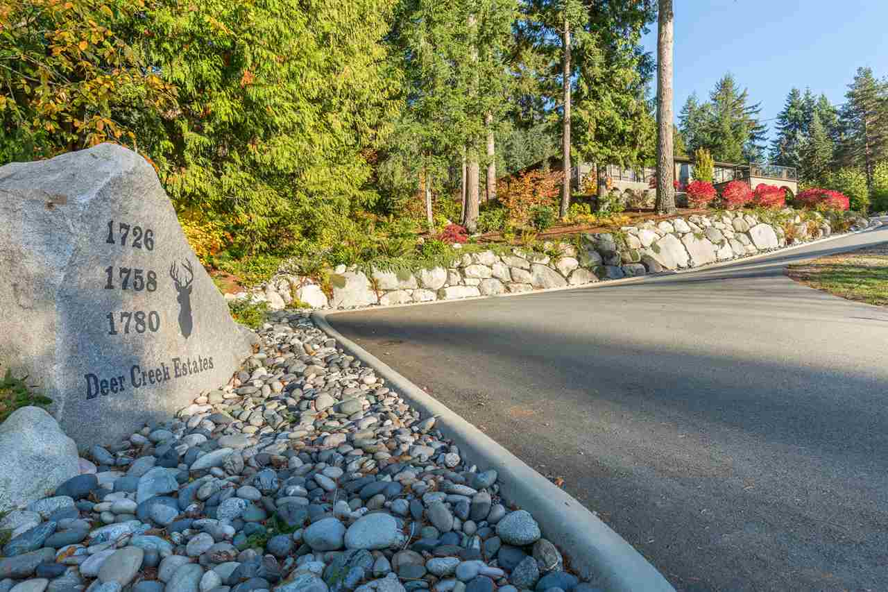 Sold: 1726 East Road, Anmore, BC