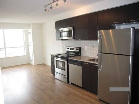 Apartment for rent at 38 Joe Shuster Wy Unit 1727 Toronto Ontario - MLS: C4551968