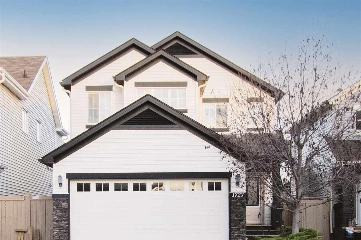 House for sale at 1727 59 St SW Edmonton Alberta - MLS: E4221860