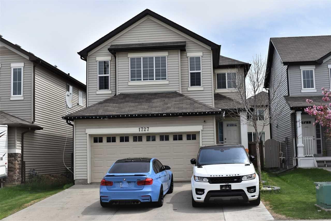 House for sale at 1727 61 St SW Edmonton Alberta - MLS: E4203310