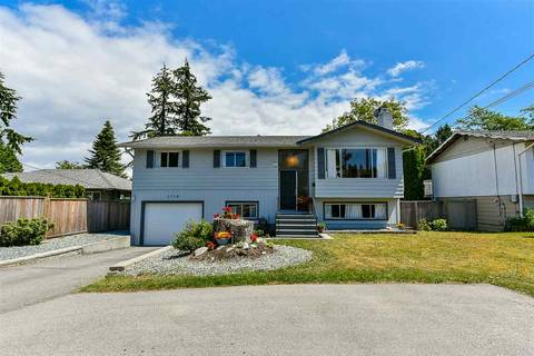 House for sale at 1728 156 St Surrey British Columbia - MLS: R2358048