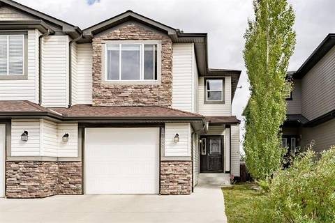 Townhouse for sale at 1728 Luxstone Dr Southwest Airdrie Alberta - MLS: C4292142