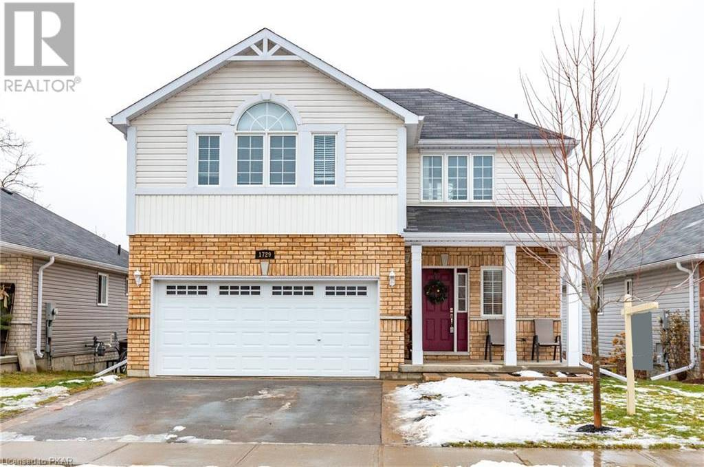 House for sale at 1729 Bissonnette Dr Peterborough Ontario - MLS: 239958