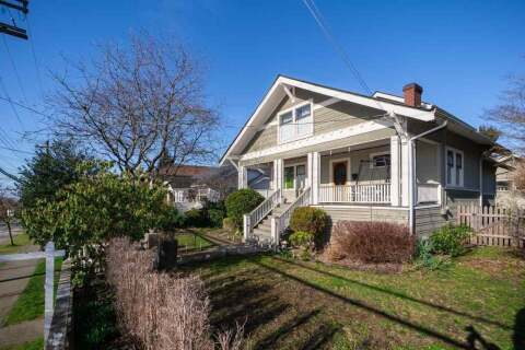 House for sale at 1729 Eighth Ave New Westminster British Columbia - MLS: R2464020