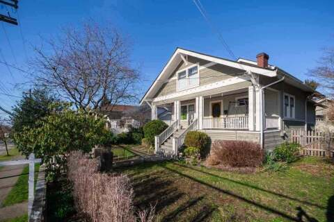 House for sale at 1729 Eighth Ave New Westminster British Columbia - MLS: R2474369