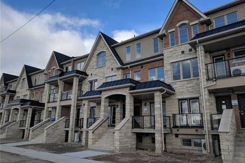 Townhouse for rent at 200 Veterans Dr Unit 173 Brampton Ontario - MLS: W4651529