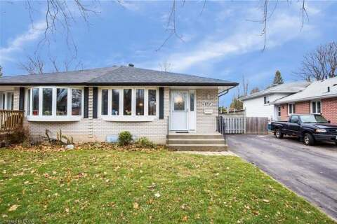 House for sale at 173 A Rose St Barrie Ontario - MLS: 40008515