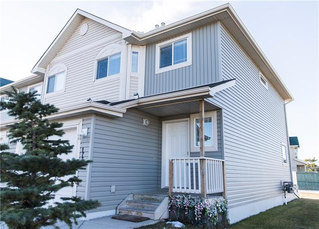 For Sale: 173 Bayside Pointe Southwest, Airdrie, AB | 3 Bed, 3 Bath Townhouse for $298,000. See 16 photos!