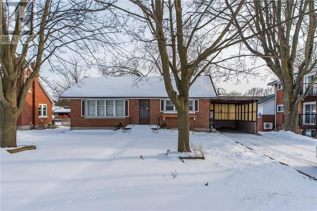 House for sale at 173 Bridgeport Rd East Waterloo Ontario - MLS: 30791621