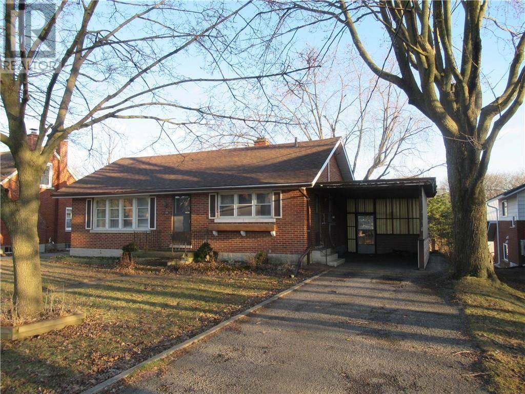House for sale at 173 Bridgeport Rd East Waterloo Ontario - MLS: 30799194