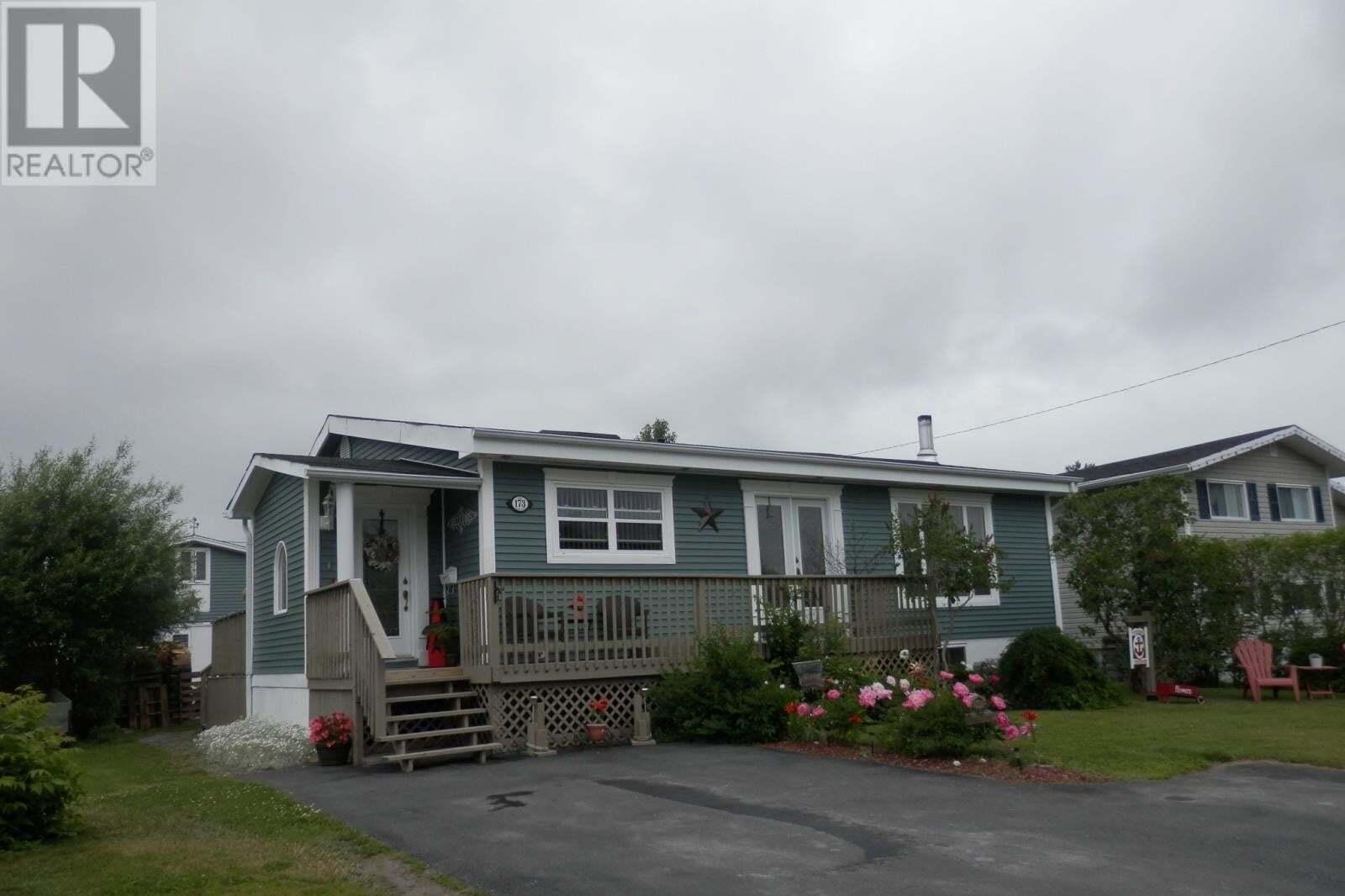 House for sale at 173 Byrd Ave Gander Newfoundland - MLS: 1217491