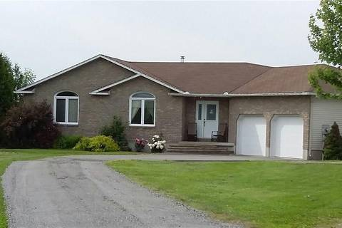 House for sale at 173 Concession 1 Rd Plantagenet Ontario - MLS: 1150964