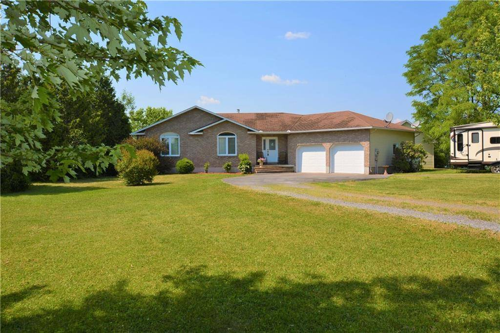 House for sale at 173 Concession 1 Rd Plantagenet Ontario - MLS: 1160100