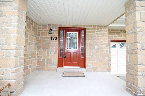Townhouse for rent at 173 Gail Parks Cres Newmarket Ontario - MLS: N4752842