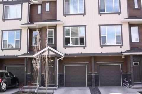 Townhouse for sale at 173 New Brighton Walk/walkway Southeast Calgary Alberta - MLS: C4295180