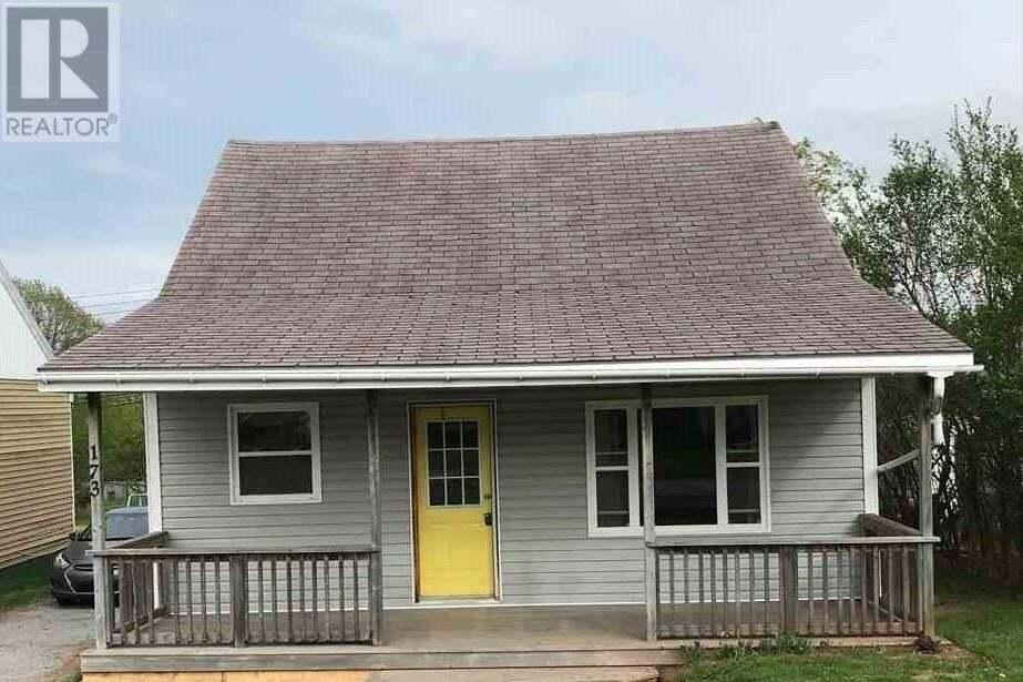 House for sale at 173 Poplar St Pictou Nova Scotia - MLS: 202008668