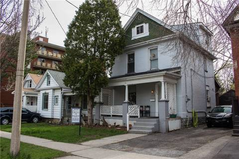 Townhouse for sale at 173 Prospect St S Hamilton Ontario - MLS: H4052095