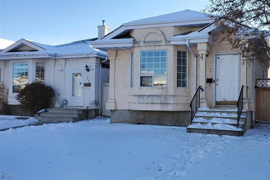 House for sale at 173 River Pt NW Edmonton Alberta - MLS: E4220686