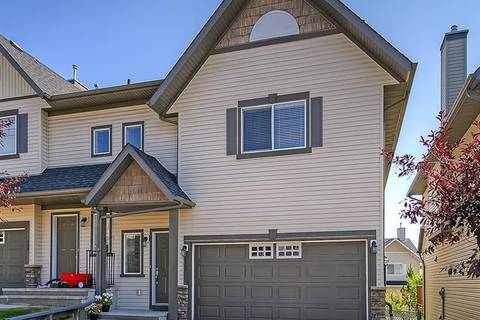 Townhouse for sale at 173 Rockyspring Gr Northwest Calgary Alberta - MLS: C4224036