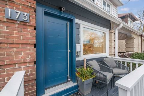 Townhouse for sale at 173 Silver Birch Ave Toronto Ontario - MLS: E4695764