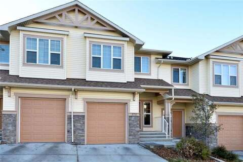 Townhouse for sale at 173 Sunset Point  Cochrane Alberta - MLS: C4273463