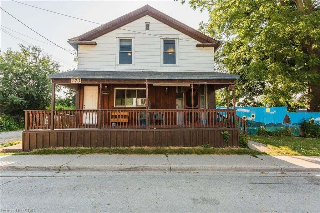 House for sale at 173 William St Port Stanley Ontario - MLS: 273533