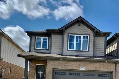 Townhouse for rent at 173 Winterberry Blvd Thorold Ontario - MLS: X4768131