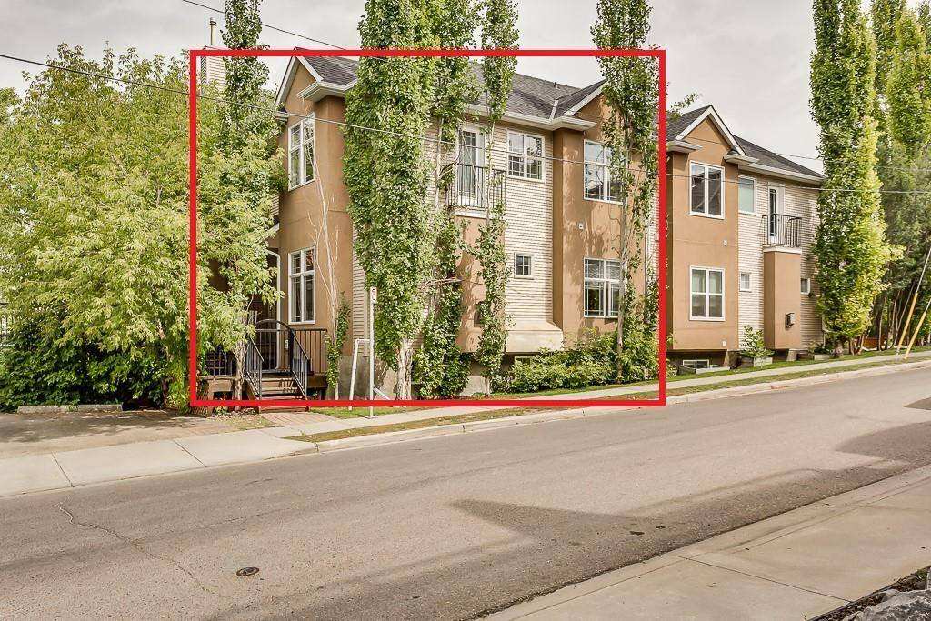 Townhouse for sale at 1730 21 Ave Sw Bankview, Calgary Alberta - MLS: C4262258