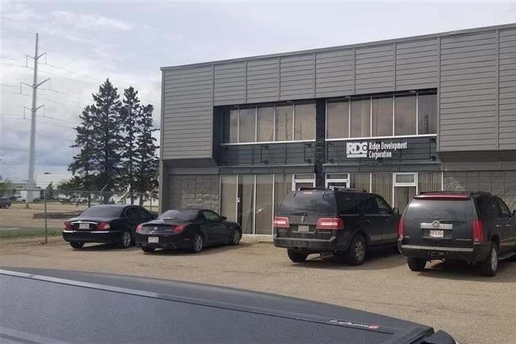 Commercial property for sale at 17305 106 Av NW Edmonton Alberta - MLS: E4180436