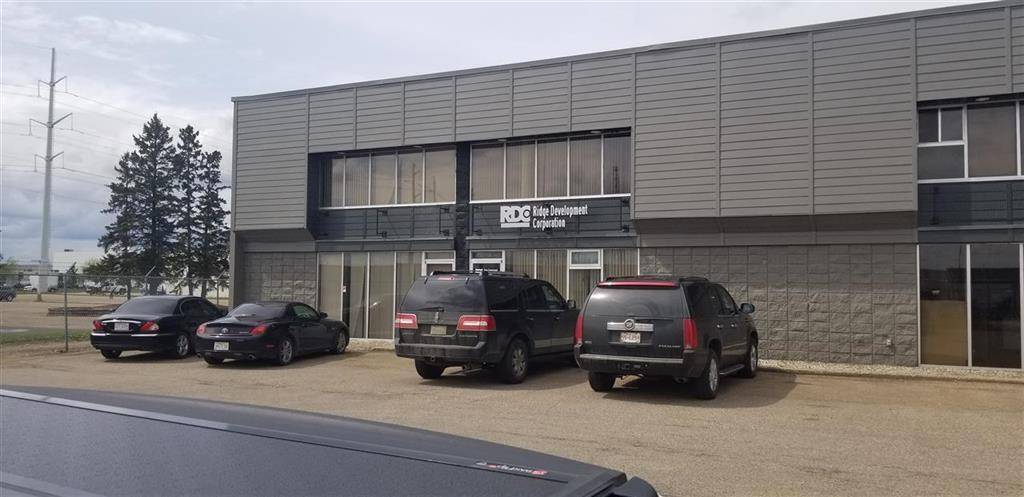 Commercial property for sale at 17305 106 Ave Nw Edmonton Alberta - MLS: E4180436