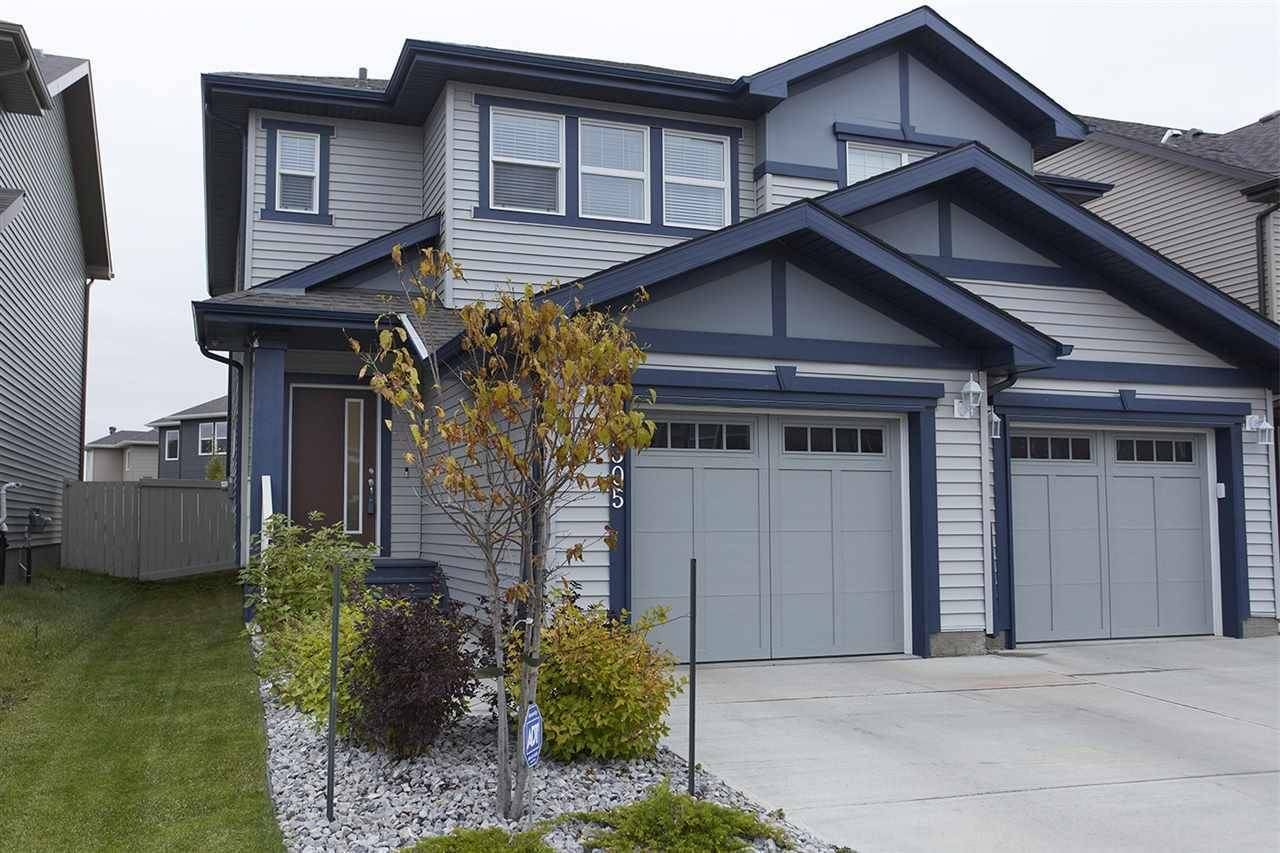 Townhouse for sale at 17305 73 St Nw Edmonton Alberta - MLS: E4175387