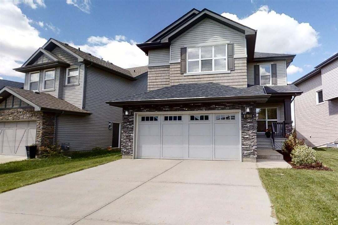 House for sale at 17308 11 Av SW Edmonton Alberta - MLS: E4201278