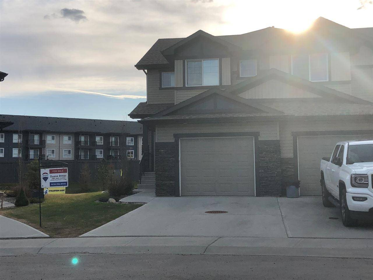Townhouse for sale at 17308 76 St Nw Edmonton Alberta - MLS: E4188015