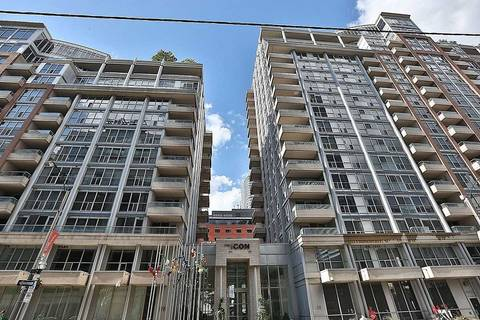 Apartment for rent at 250 Wellington St Unit 1731 Toronto Ontario - MLS: C4704367