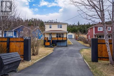 House for sale at 1731 Portugal Cove Rd Portugal Cove Newfoundland - MLS: 1194005