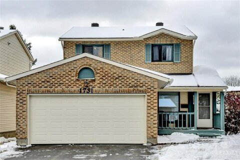 House for sale at 1731 Summerlands Cres Orleans Ontario - MLS: 1219689
