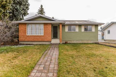 House for sale at 17311 108 St Nw Edmonton Alberta - MLS: E4154921