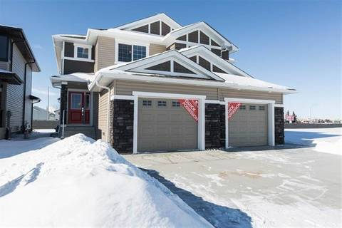 Townhouse for sale at 17312 81 St Nw Edmonton Alberta - MLS: E4160983