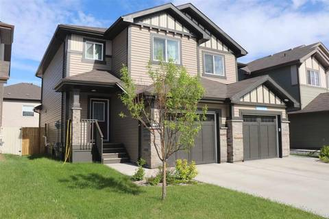 Townhouse for sale at 17313 73 St Nw Edmonton Alberta - MLS: E4161992