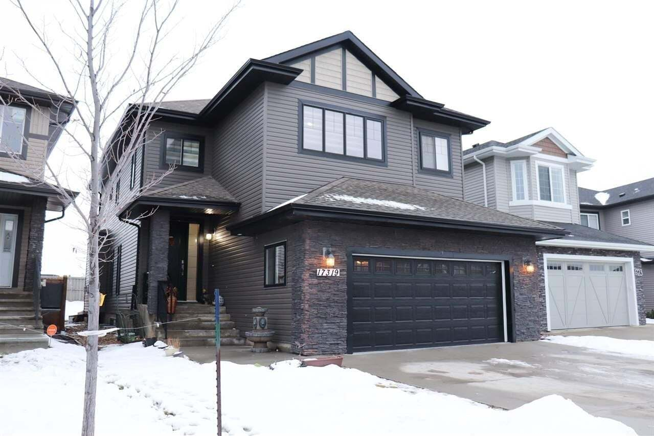 House for sale at 17319 11 Av SW Edmonton Alberta - MLS: E4199402