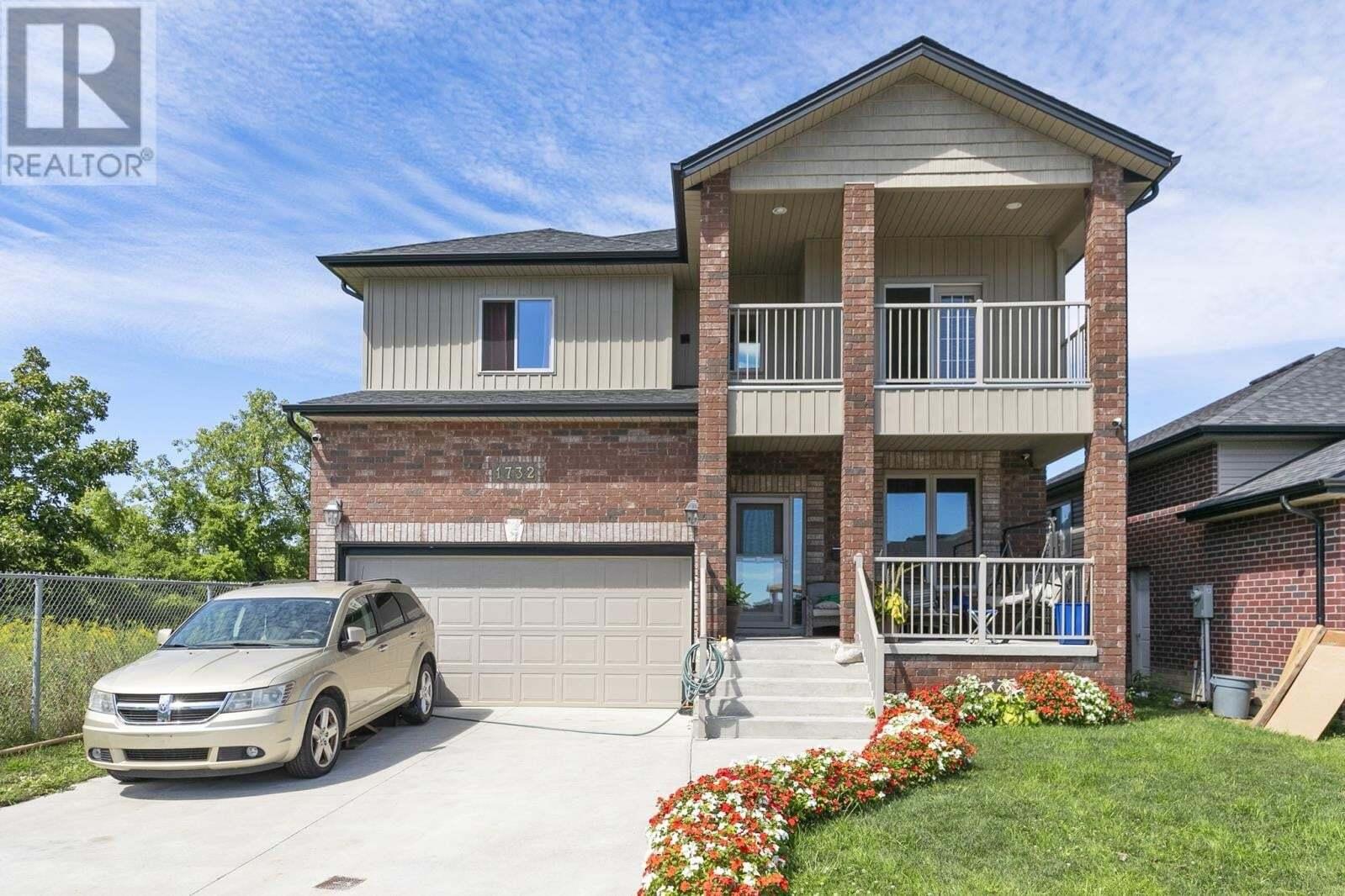House for sale at 1732 Kenora St Windsor Ontario - MLS: 20011314