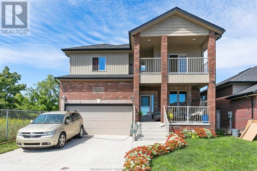 House for sale at 1732 Kenora St Windsor Ontario - MLS: 21000410
