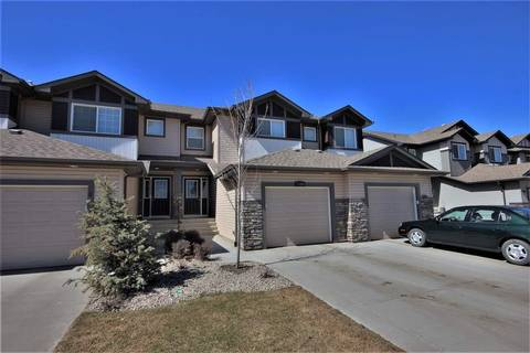 Townhouse for sale at 17320 76 St Nw Edmonton Alberta - MLS: E4152454