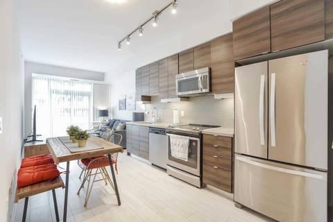 Apartment for rent at 525 Adelaide St Unit 1733 Toronto Ontario - MLS: C4636096