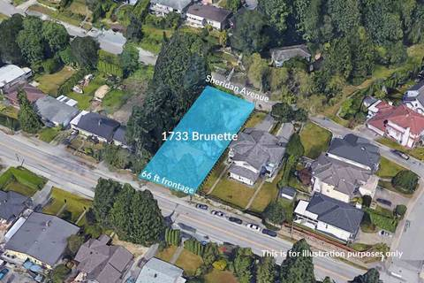 House for sale at 1733 Brunette Ave Coquitlam British Columbia - MLS: R2454659