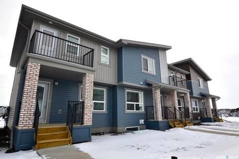 Townhouse for sale at 1733 Red Spring St Regina Saskatchewan - MLS: SK790025