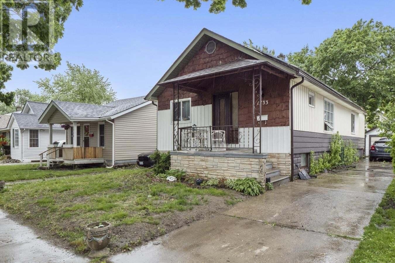 House for sale at 1733 St. Luke Rd Windsor Ontario - MLS: 20006413
